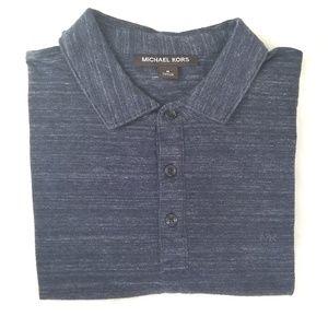 Michael Kors Blue  Polo Shirt M